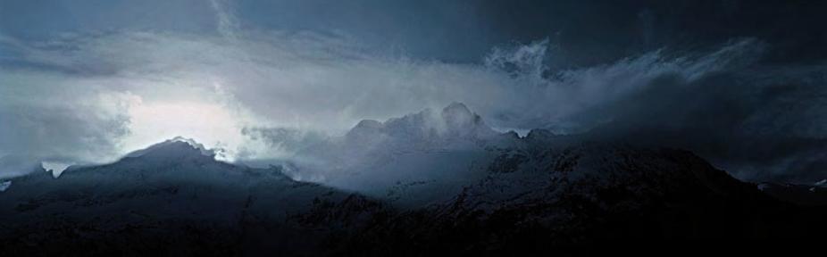 """Fotografia """"Sentieri di Luce"""" di Pino Veclani"""