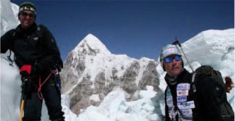Marco Confortola - alpinista estremo