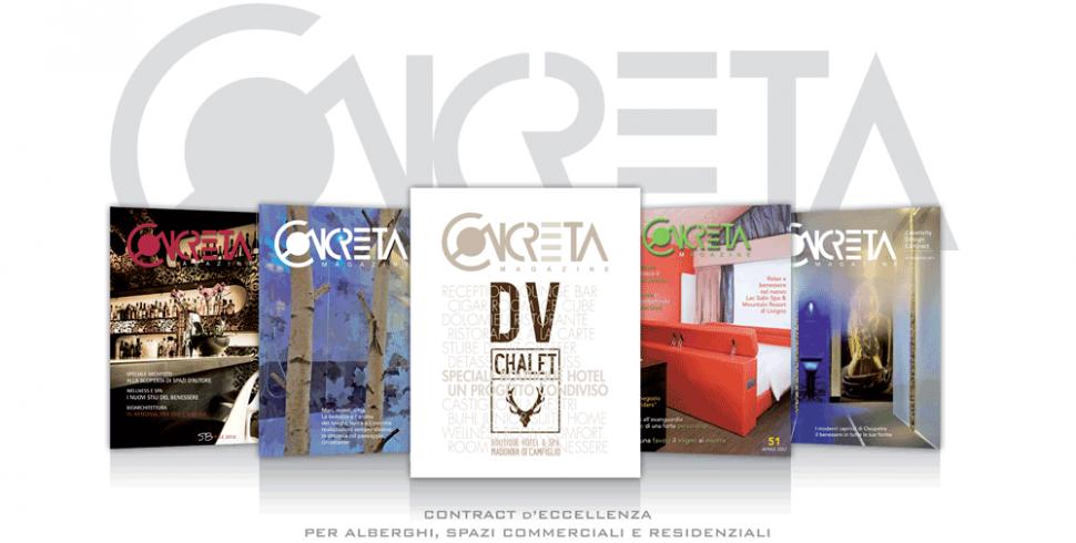 Editoriale Concreta Magazine
