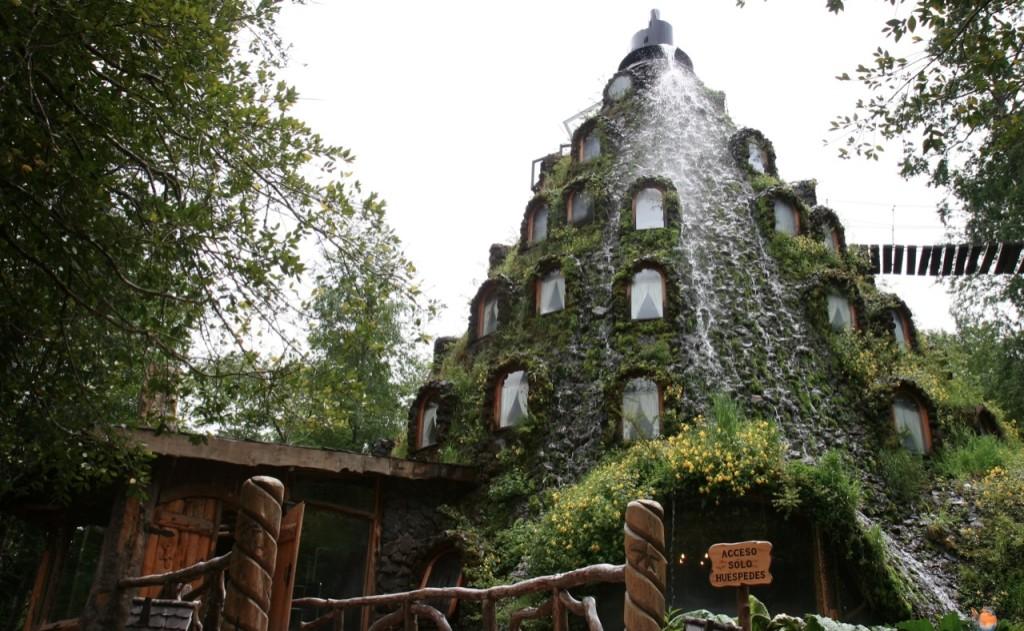 Montaña Mágica Lodge hotel