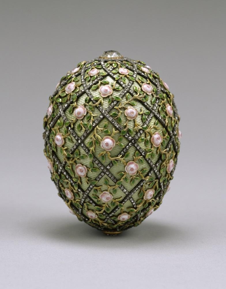 Uova di Fabergè (foto Walters Art Museum)