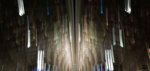 Raniero Botti: Architettura illuminata - 2009