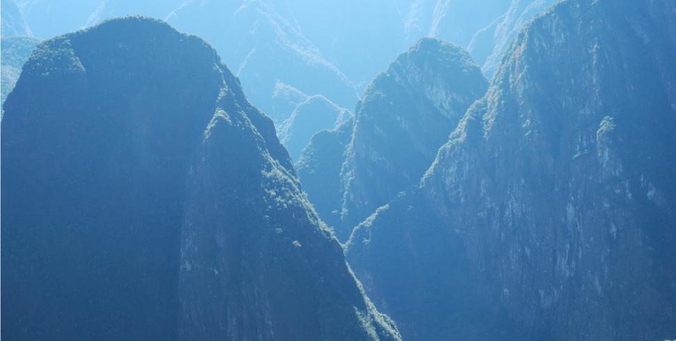 Chachapoyas, dalle Ande, guerrieri delle nubi