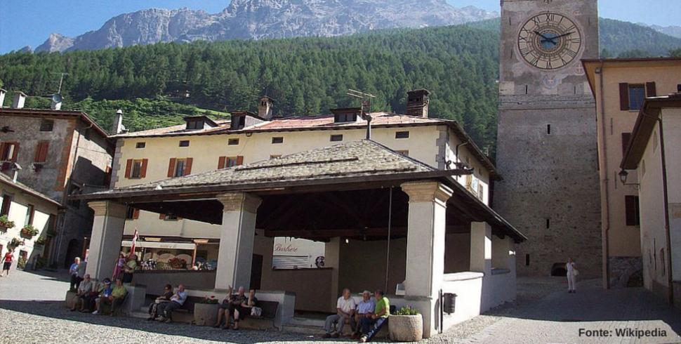 Il Kuerc' di Bormio: origini di una singolare architettura