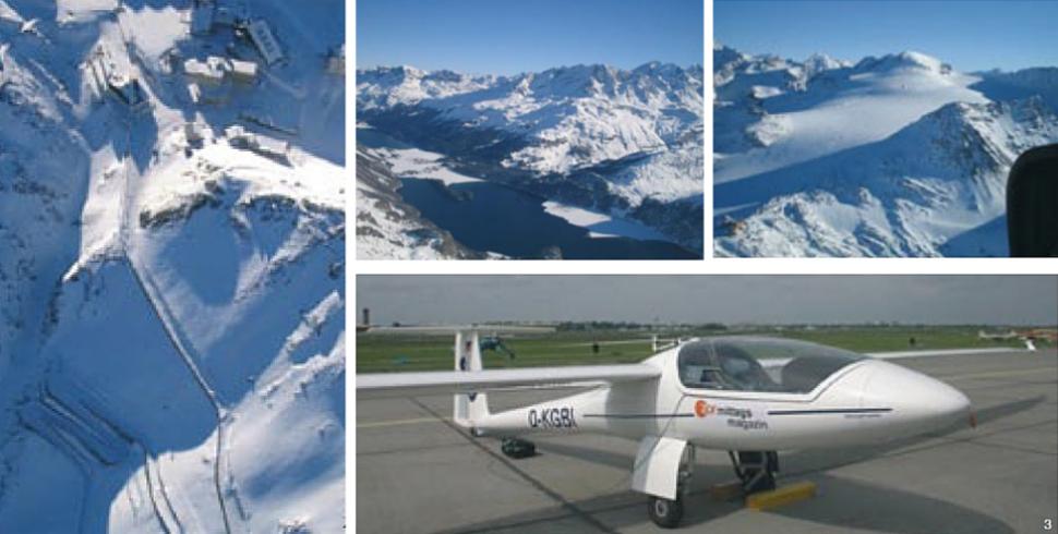 Aeroclub di Sondrio: in volo sulle Alpi
