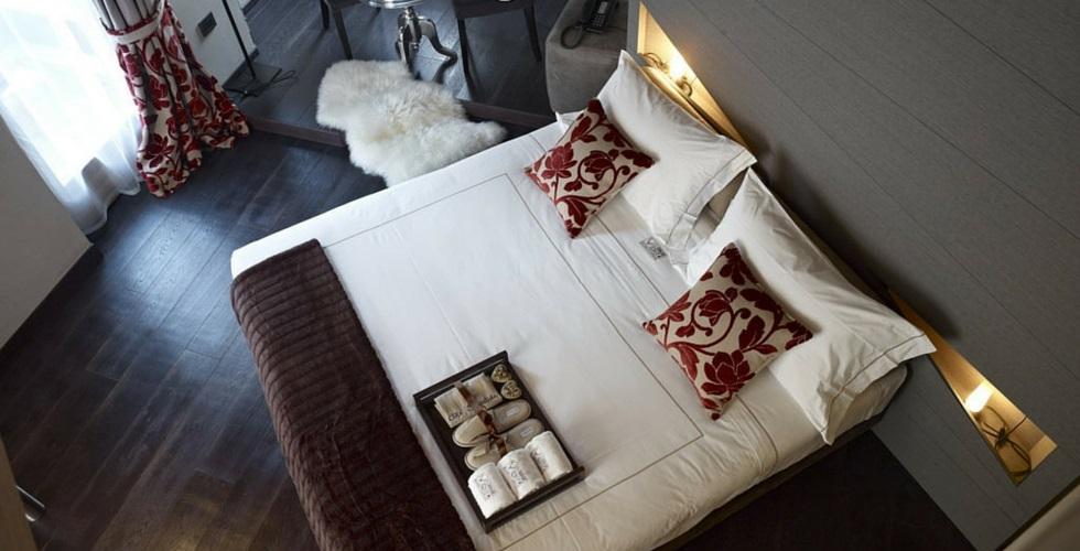 Come rendere la tua camera da letto pi grande - Come rendere accogliente la camera da letto ...