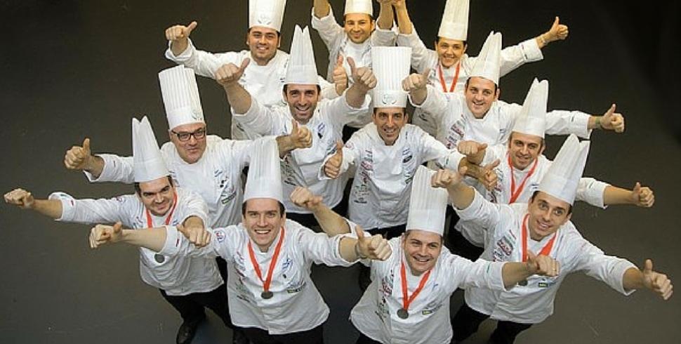 Un buon successo per la Nic al Culinary World Cup 2014