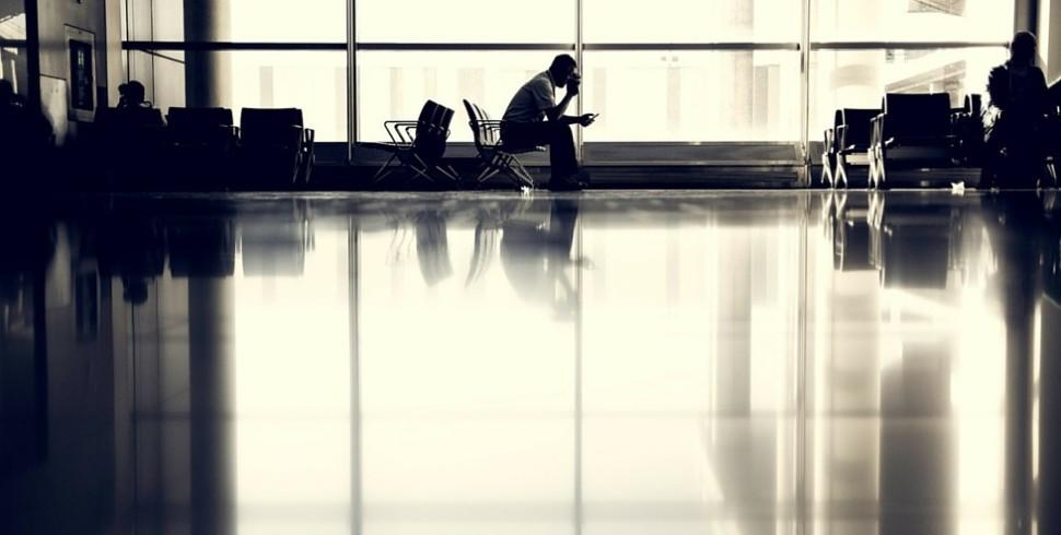 Quanti oggetti smarriti in aeroporto!