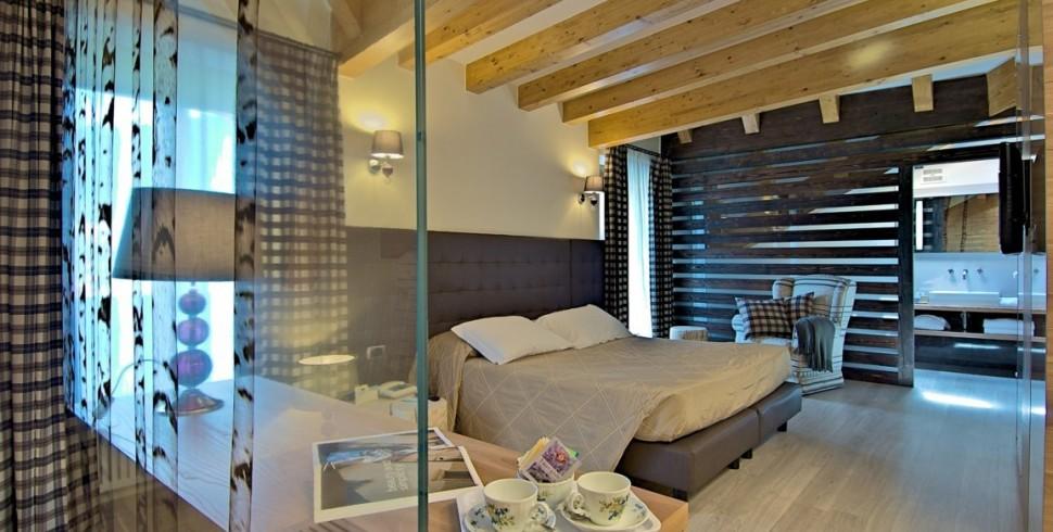 Piccolo hotel Suite Resort: un concept d'impatto