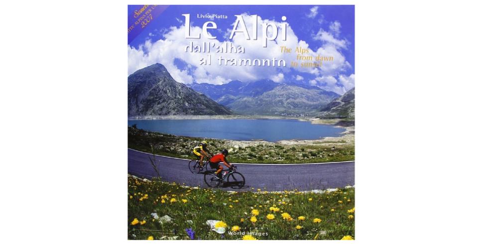 Le Alpi dall'alba al tramonto di Livio Piatta