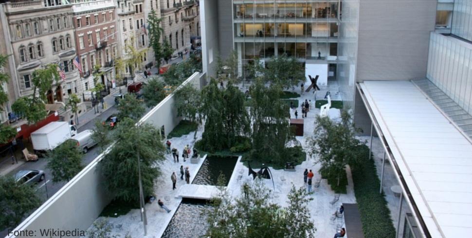 Il MoMA, il Museo delle Arti Moderne di New York