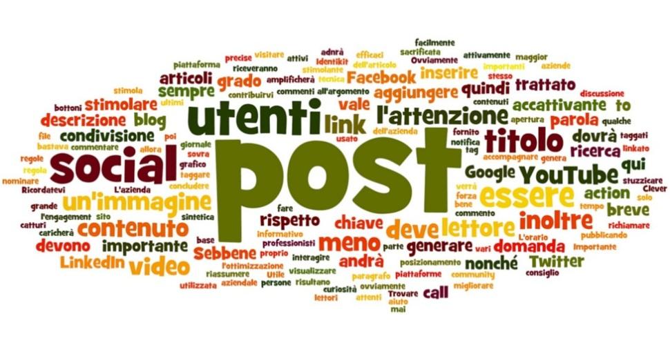 Il post perfetto, ovvero come massimizzare la visibilità sui social