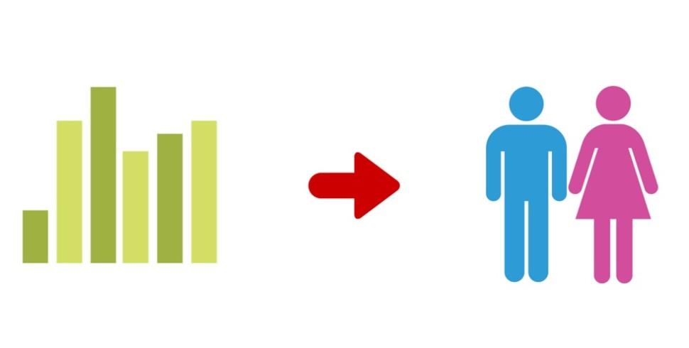Come trasformare le statistiche in clienti