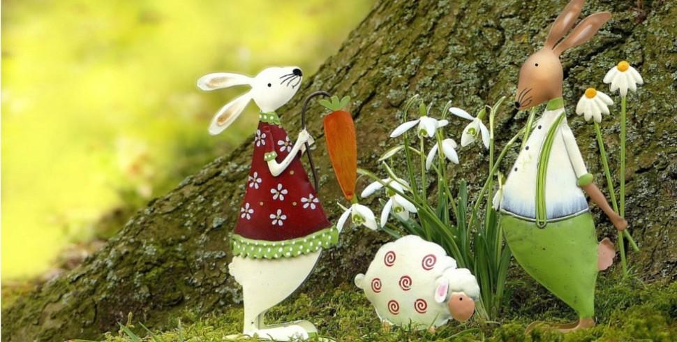 Da dove nasce la tradizione del coniglio Pasquale?