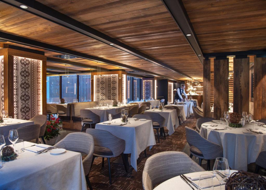 Le Massif: Chétif Restaurant