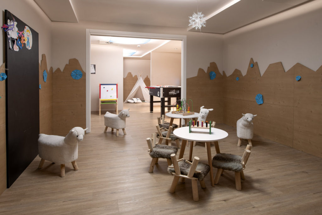 Le Massif: kids club
