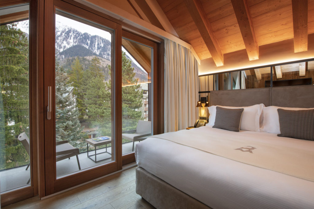 Le Massif: Top Roof Suite