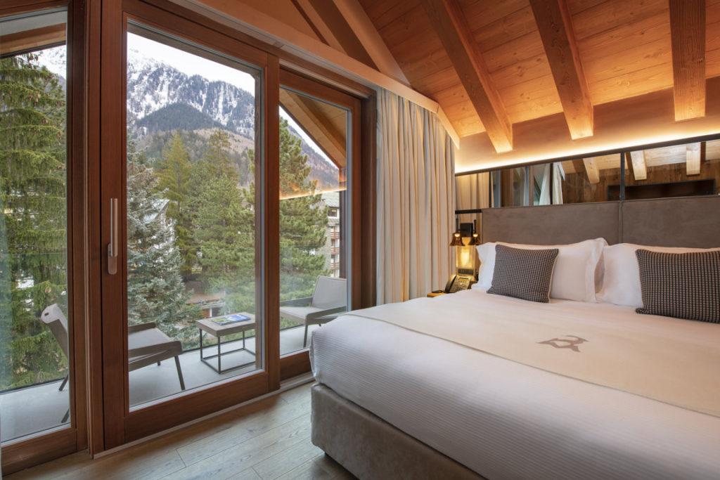 Le Massif: Top Roof Suite